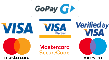 Platba kartou nebo na dobírku